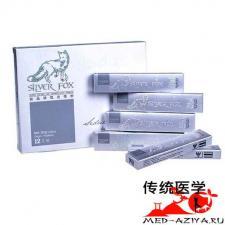 Silver Fox (Серебряная Лиса) - возбуждающий порошок