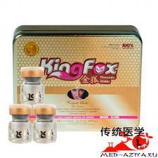 King Fox (Королевская Лиса) возбуждающие капли для женщин