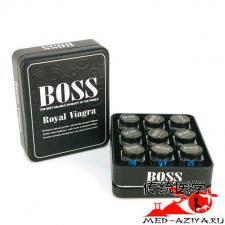 Boss Royal Viagra - (Босс Роял Виагра) - для повышения потенции