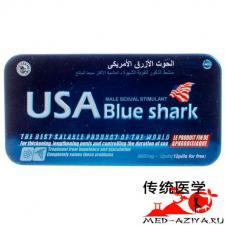 Blue Shark USA - (Американская Голубая акула) - восстановление естественной сексуальной активности
