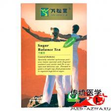 Травяной чай баланса сахара в крови (Sugar Balance Tea)