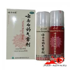 Спрей обезболивающий «Yunnan Baiyao»